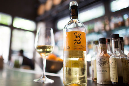 Superior Wine and Grill Pairings at Miller's Guild