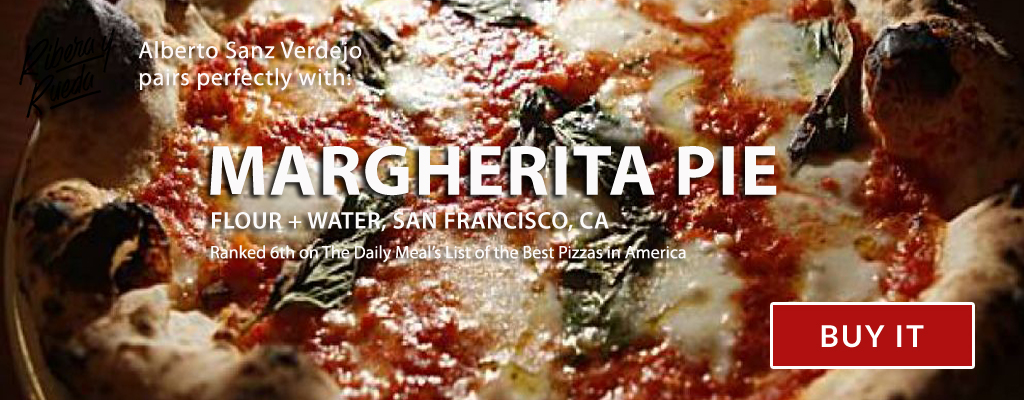 Flour and Water Margherita Pie