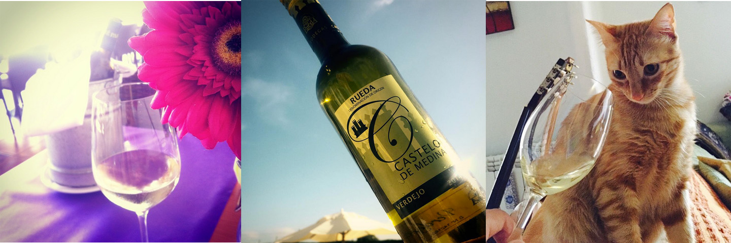 Photos of Spanish White Wine from #Rueda on Instagram