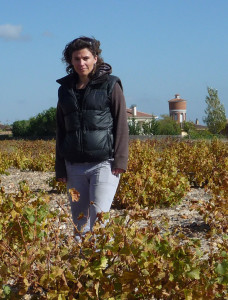 Shaya's winemaker, Belinda Thompson